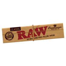 RAW Connoisseur 1¼  King Size Slim + Tips
