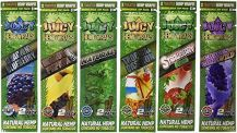 Juicy Hemp Wraps 2 Pack
