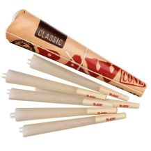 RAW Pre-rolled Cone 1¼ (6pc Pack)