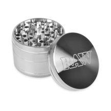RAW Grinder Aluminium 4 Parts