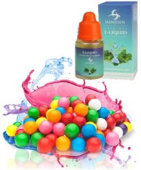 Hangsen E Liquid 10 ml  -Bubblegum 0MG
