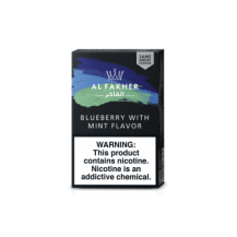 Al Fakher Blueberry with Mint