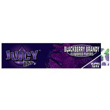 Juicy Jay's Blackberry Brandy King Size Slim