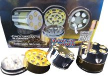 Fashioned Bullet Grinder 12pc/box 40mm