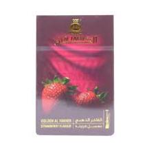 Al-Fakher  Golden Strawberry Flavour  Edition 50g - Premium Shisha