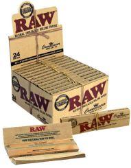 Raw Connoisseur -Kingsize Slim + Tips