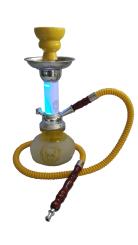 Led Hookah Pipe 2 hoses