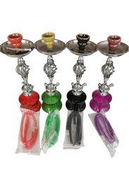 Gunay Nargile Hookah Pipe Red - 12418